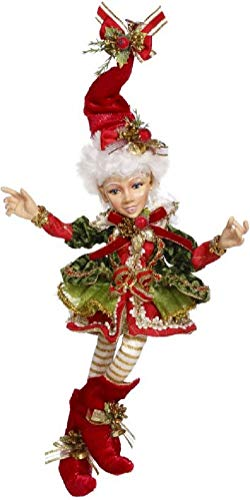 Mark Roberts Northpole Holly Belle Christmas Elf – Small 12″ #51-96998