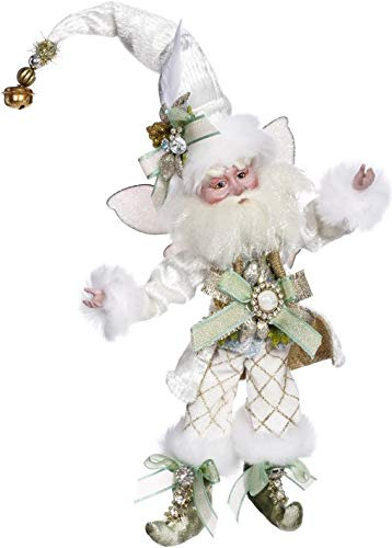 Mark Roberts Collectible Wintermint Christmas Fairy – Small 9.5″ #51-97328