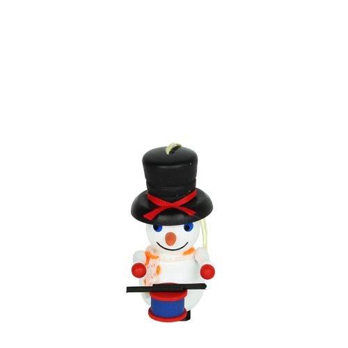 Steinbach Ornament Drummer Snowman