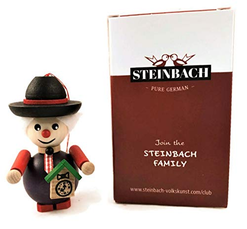 Steinbach Ornament Schwarzwalder