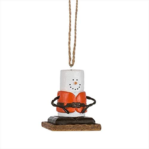 Midwest-CBK 146524 S'Mores Life Jacket Ornament