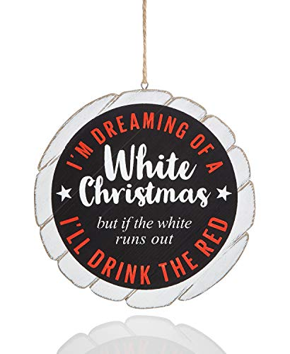 Holiday Lane Christmas Ornament (Spirits Wine)