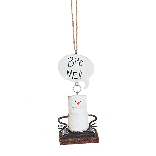 Midwest-CBK Toasted S'mores Bite Me!! Ornament