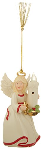 Lenox 869918 Blow Out the Lights Angel Ornament