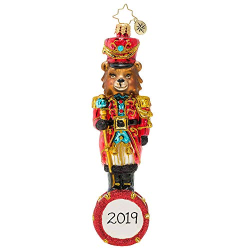Christopher Radko at Attention for Christmas 2019 Dated Ornament