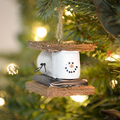 Midwest CBK S'mores Sandwich Christmas/ Everyday Ornament by Midwest-CBK