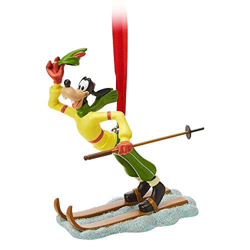 Disney Goofy Sketchbook Ornament – The Art of Skiing