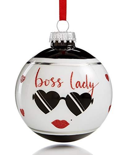 Holiday Lane Fashion Week Boss Lady Ornament