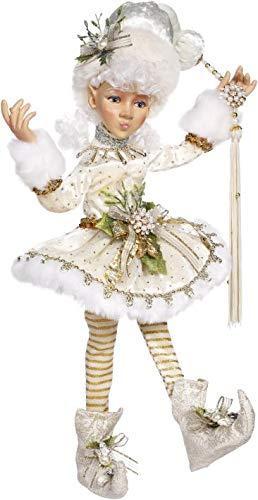 Mark Roberts Collectible Northpole Snowella Girl Christmas Elf – Small 12″ #51-96994