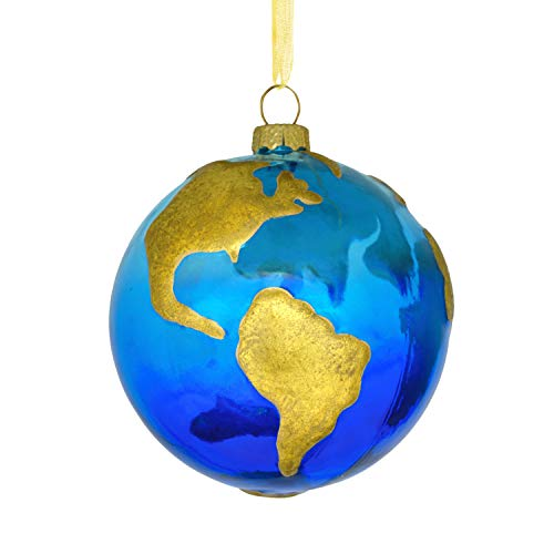 Hallmark Christmas Ornaments, Hallmark Signature Premium Globe Glass Ornament