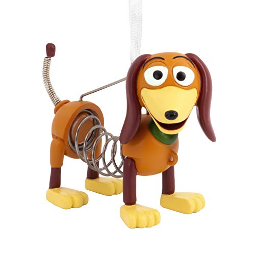 ORNAMENT Hallmark Disney's Toy Story: Slinky Dog Christmas