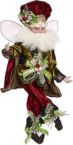 Mark Roberts Collectible Luxe Lodge Christmas Fairy – Medium 16″ #51-97244