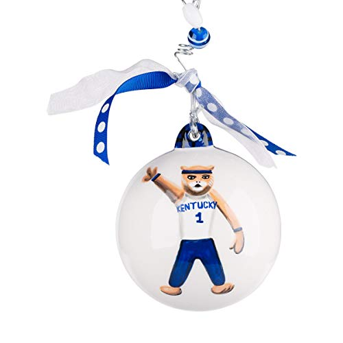 Glory Haus Kentucky Mascot Ornament