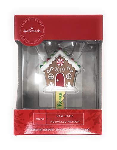 Hallmark 2019 New Home Key Tree Ornament