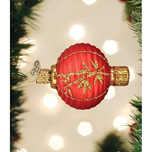 Old World Christmas Chinese Lantern Tree Ornament