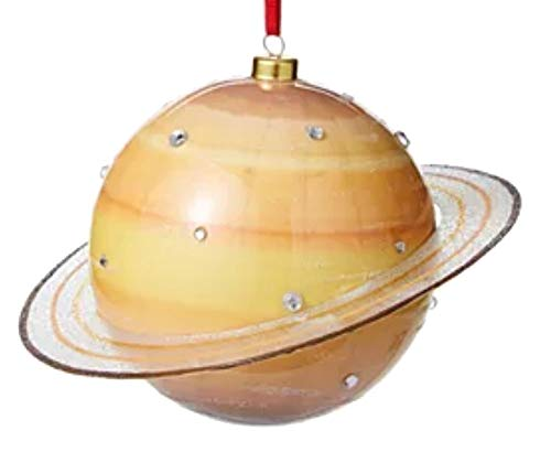 Holiday Lane Spaced Out Saturn Ornament