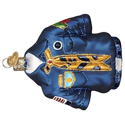 Old World Christmas Scout Uniform Tree Ornament
