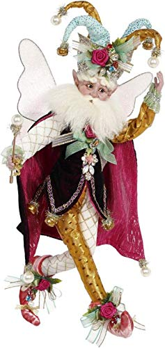 Mark Roberts Collectible Harlequin Christmas Fairy – Medium 16″ #51-97206