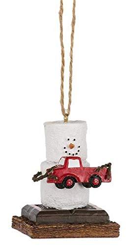 S'mores Original 2018 Pick Up Truck Ornament