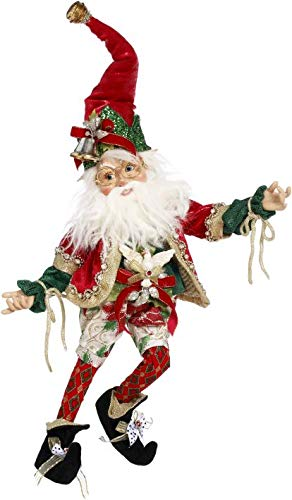 Mark Roberts Northpole Worlds Fair Christmas Elf – Medium 17″ #51-96978
