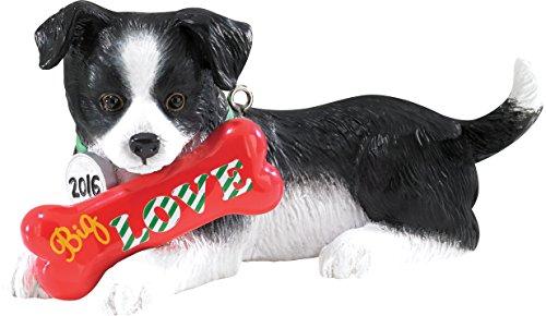 Carlton Heirloom Series Ornament 2016 Puppy Love #16 – #CXOR021K