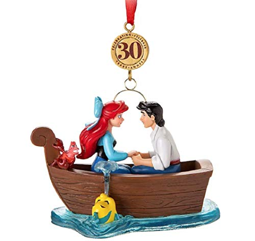 Sketchbook Ornaments The Little Mermaid Legacy Limited Release Airel