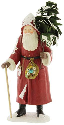 Bethany Lowe Vintage Style Santa Claus Figurine