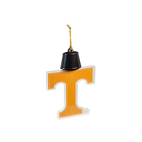 Team Sports America University of Tennessee Radiant Lit Acrylic Team Icon Ornament