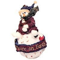 Boyds Bears Robin…Peace On Earth Retired 25655