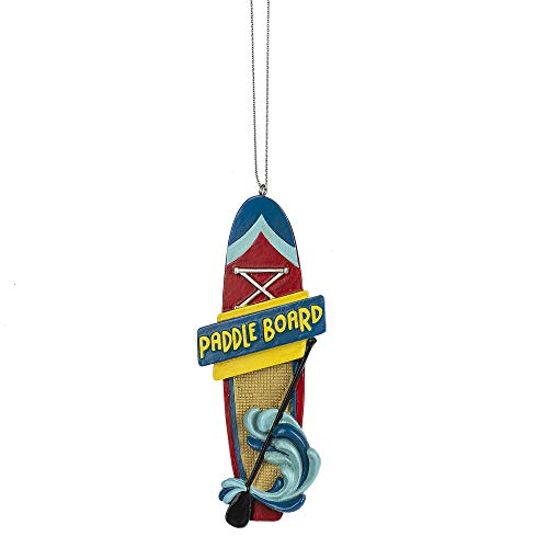Midwest CBK Home Accents Ganz Paddle Board Equipment Ornament