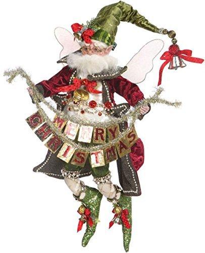 Mark Roberts 5168528 Christmas Greetings Fairy Med 15″ New 2016