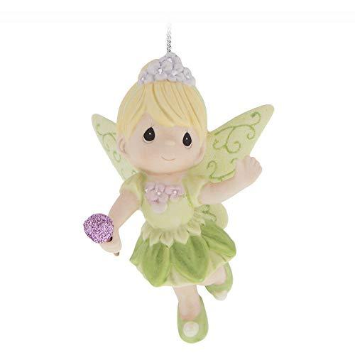 Disney Parks Precious Moments Faith Trust and Pixie Dust Tinker Bell Ornament