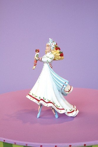 Patience Brewster Krinkles Clara Christmas Figure from The Nutcracker Ballet
