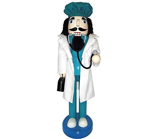 Santa's Workshop 70790 Doctor Nutcracker, 14″