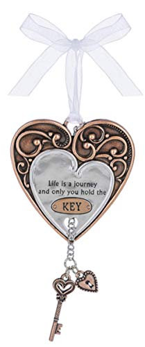 Ganz Life is a Journey and Only You Hold The Key Ornament