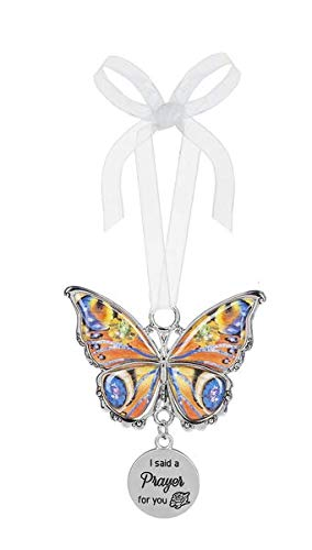 Ganz Butterfly Ornament I Said a Prayer for You