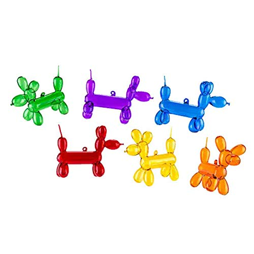 One Hundred 80 Degrees Balloon Dogs – Set 6