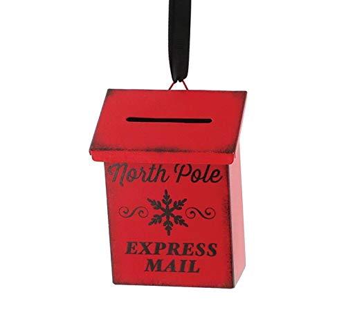 The Bridge Collection 'North Pole' Mailbox Ornament