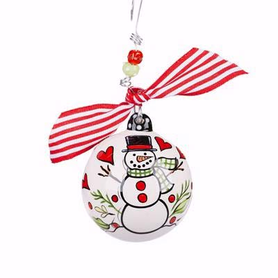 Glory Haus Ornament-Joy to The World Christmas Tree