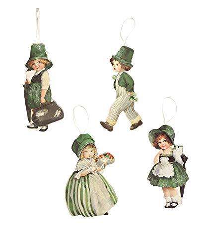 Bethany Lowe Luck O' The Irish Dummy Board Ornaments