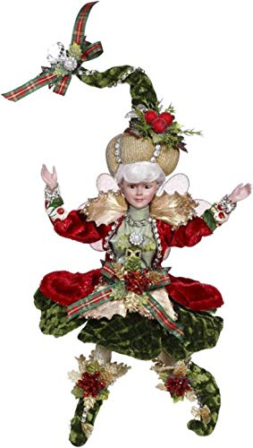 Mark Roberts Fairies 51-97288 Holly Belle Princess Fairy Small 10 Inches