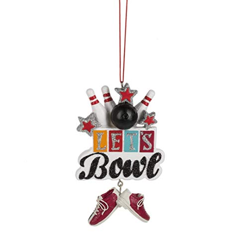 Midwest-CBK Let's Bowl Ornament