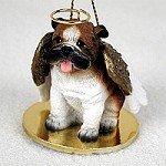 Conversation Concepts Bulldog Angel Dog Ornament