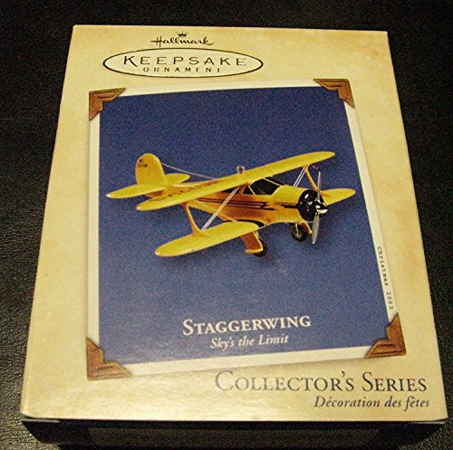 Hallmark Keepsake Ornament – Staggerwing