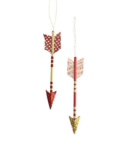 Bethany Lowe Valentine Arrow Ornament