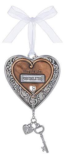 Ganz Imagine The Possibilities Ornament