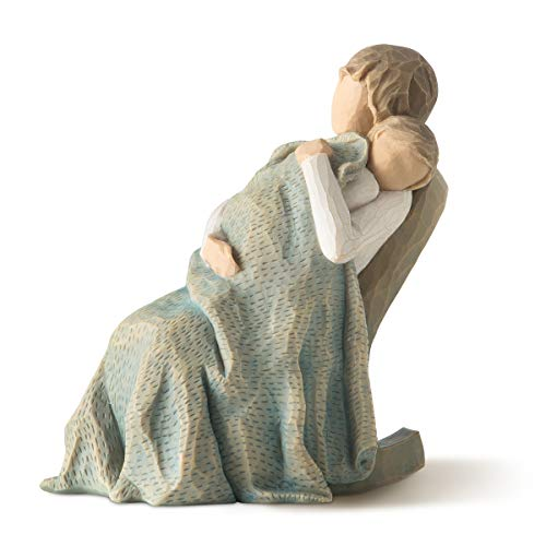 Willow Tree The Quilt, sculpted hand-painted figure