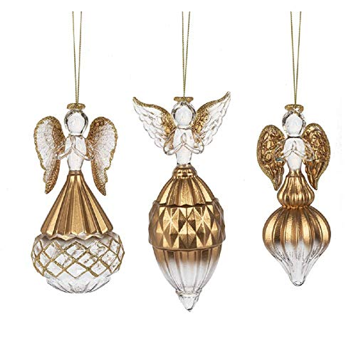 Midwest Angel Ornament, 1 Each of 3