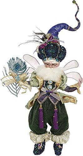 Proud Peacock Fairy Medium