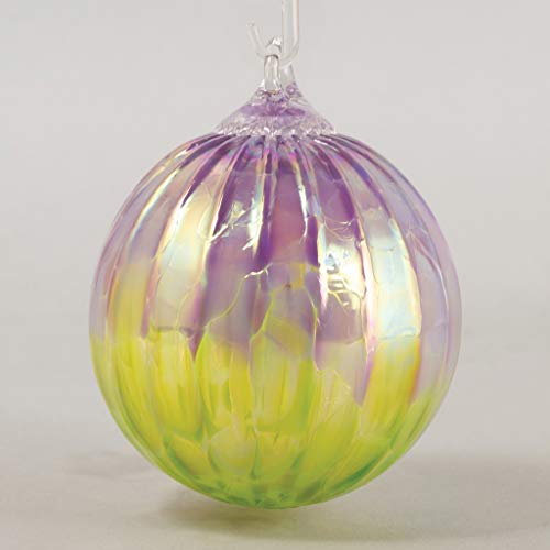 Glass Eye Studio Classic Ball Ornament Viola